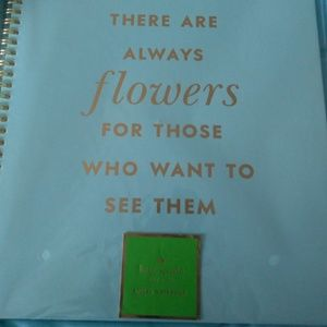 kate spade Other - Kate Spade Notebook